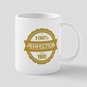 perfection since 1991 Mugs