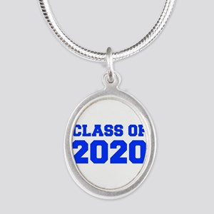 CLASS OF 2020-Fre blue 300 Necklaces