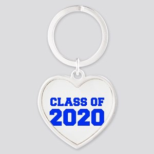 CLASS OF 2020-Fre blue 300 Keychains