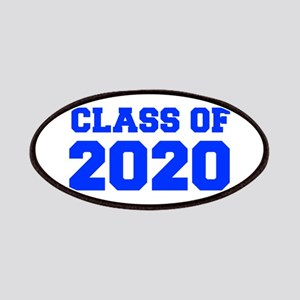 CLASS OF 2020-Fre blue 300 Patch