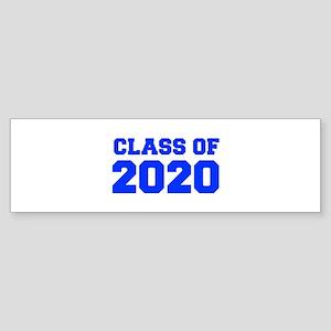CLASS OF 2020-Fre blue 300 Bumper Sticker