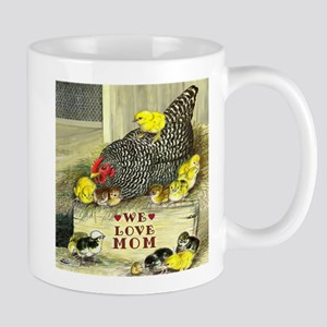 We Love Mom! Mug