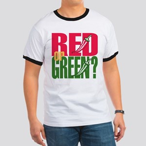 Red or Green? Ringer T