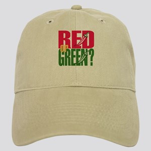 Red or Green? Cap