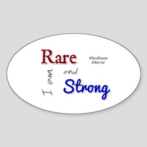 I am Rare and Strong Sticker