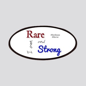I am Rare and Strong Patch