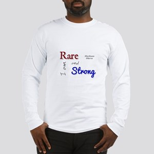I am Rare and Strong Long Sleeve T-Shirt
