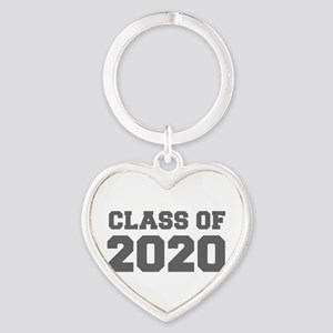 CLASS OF 2020-Fre gray 300 Keychains