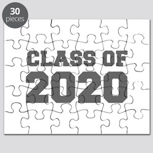 CLASS OF 2020-Fre gray 300 Puzzle