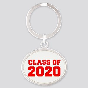 CLASS OF 2020-Fre red 300 Keychains