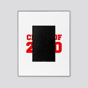 CLASS OF 2020-Fre red 300 Picture Frame