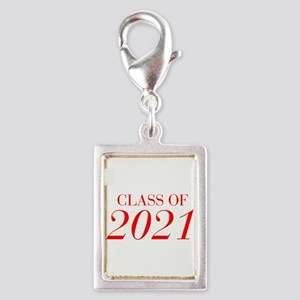 CLASS OF 2021-Bau red 501 Charms