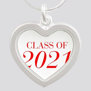 CLASS OF 2021-Bau red 501 Necklaces