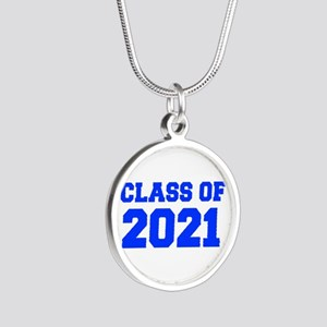 CLASS OF 2021-Fre blue 300 Necklaces