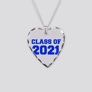 CLASS OF 2021-Fre blue 300 Necklace