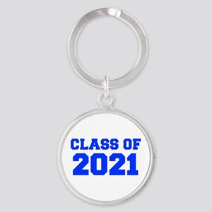 CLASS OF 2021-Fre blue 300 Keychains