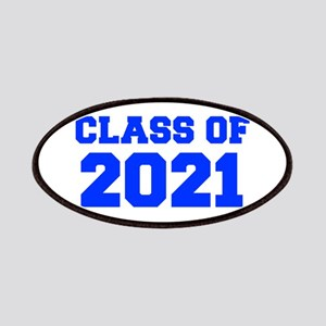 CLASS OF 2021-Fre blue 300 Patch