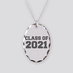 CLASS OF 2021-Fre gray 300 Necklace