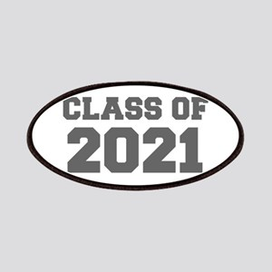 CLASS OF 2021-Fre gray 300 Patch