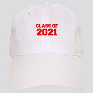 CLASS OF 2021-Fre red 300 Baseball Cap