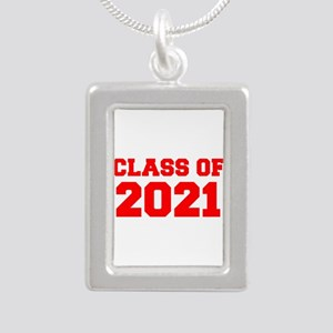 CLASS OF 2021-Fre red 300 Necklaces