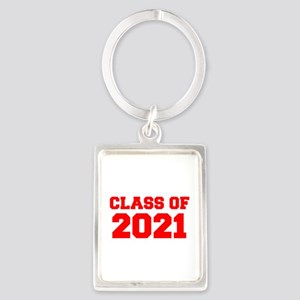 CLASS OF 2021-Fre red 300 Keychains