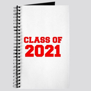 CLASS OF 2021-Fre red 300 Journal
