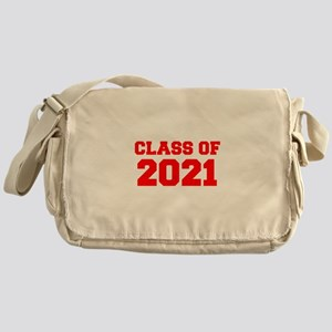 CLASS OF 2021-Fre red 300 Messenger Bag