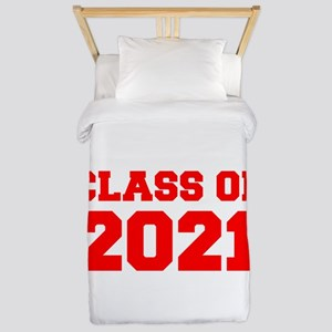 CLASS OF 2021-Fre red 300 Twin Duvet