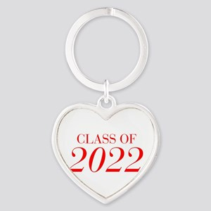 CLASS OF 2022-Bau red 501 Keychains