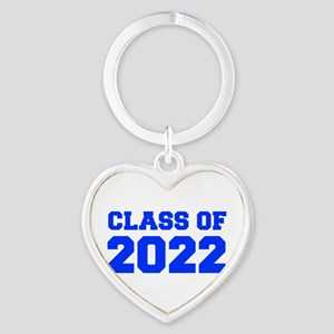 CLASS OF 2022-Fre blue 300 Keychains