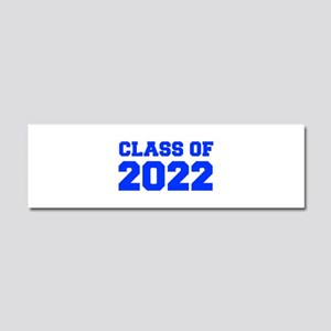 CLASS OF 2022-Fre blue 300 Car Magnet 10 x 3