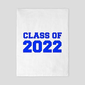 CLASS OF 2022-Fre blue 300 Twin Duvet