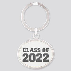 CLASS OF 2022-Fre gray 300 Keychains