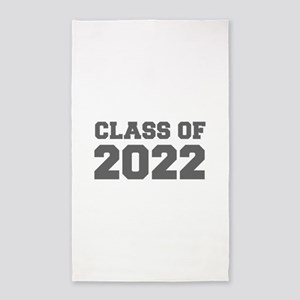 CLASS OF 2022-Fre gray 300 Area Rug