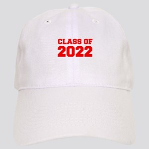 CLASS OF 2022-Fre red 300 Baseball Cap