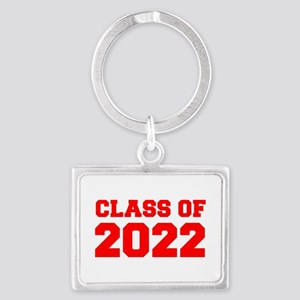 CLASS OF 2022-Fre red 300 Keychains