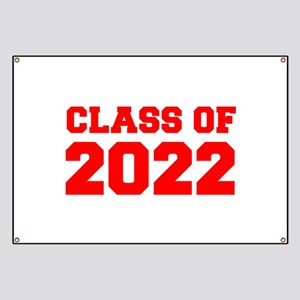 CLASS OF 2022-Fre red 300 Banner
