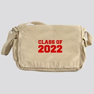 CLASS OF 2022-Fre red 300 Messenger Bag
