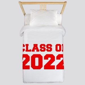CLASS OF 2022-Fre red 300 Twin Duvet