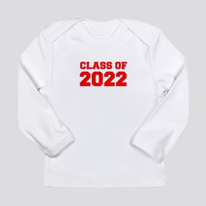CLASS OF 2022-Fre red 300 Long Sleeve T-Shirt