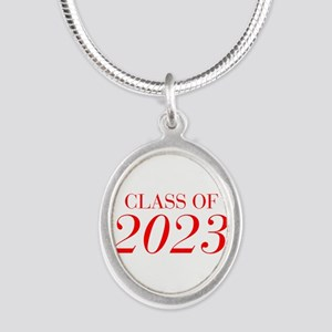 CLASS OF 2023-Bau red 501 Necklaces