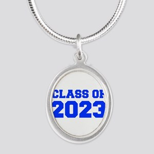 CLASS OF 2023-Fre blue 300 Necklaces