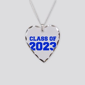 CLASS OF 2023-Fre blue 300 Necklace