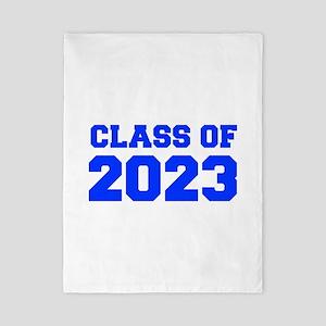CLASS OF 2023-Fre blue 300 Twin Duvet