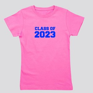 CLASS OF 2023-Fre blue 300 Girl's Tee