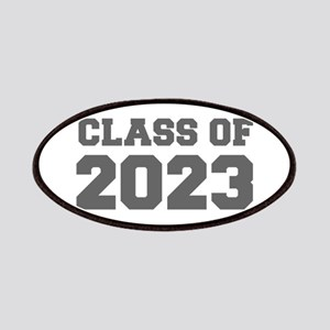 CLASS OF 2023-Fre gray 300 Patch