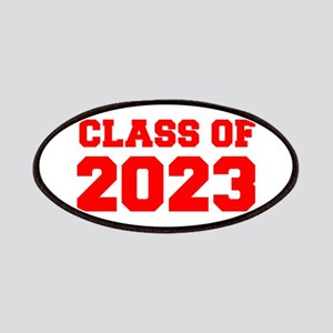 CLASS OF 2023-Fre red 300 Patch