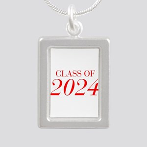 CLASS OF 2024-Bau red 501 Necklaces