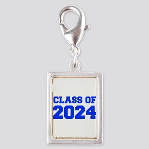 CLASS OF 2024-Fre blue 300 Charms